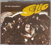 Selig Sie hat geschrien (1994) [Maxi-CD]