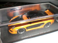 Spark 0718 - Gemballa Avalanche GT2 650 EVO - 1:43 Made in China