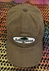 Arborwear Baseball Cap - Arborist, Tree Surgeon (like Barbour or Filson)