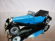RIO BUGATTI ROYALE 41 1927 - BLUE + BLACK 1:43 - GOOD CONDITION