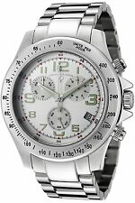 Swiss Legend Eograph Chronograph Stainless Steel Day & Date Watch 110010210