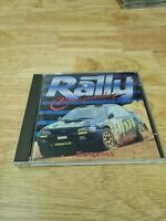 Rally Championship - Europress / PC CD-Rom Game  - VGC - Complete - Free P&P