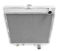1963-1969 Ford Fairlane All Aluminum 2 Row Core KR Champion Radiator