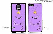 Adventure Time Lumpy Cartoon Apple iPhone and Samsung Galaxy Phone Case Cover