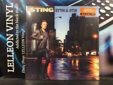 Sting 57th & 9th LP Album New Sealed 180gsm Vinyl 00602557117745 Pop Rock 2000's
