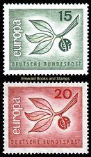 EBS Germany 1965 Europa CEPT Michel 483-484 MNH**
