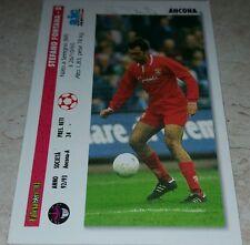 CARD JOKER 1994 ANCONA FONTANA GLONEK CALCIO FOOTBALL SOCCER ALBUM