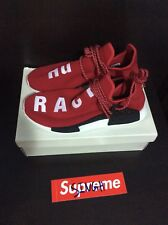 Adidas Pharrell Williams Human Race Nmd Red Scarlet Size 13 NEW BB0616