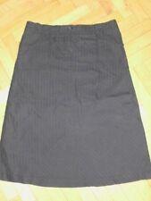 s.Oliver Busines Rock Jeansrock Denim Kleid 36 38 S Jupe jubka schwarz asymetrie