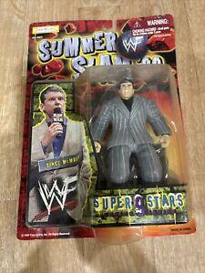 313) Jakks Pacific WWE WWF Summer Slam 99 Super Stars Series 9 Vince McMahon