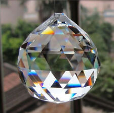 30mm Crystal Ball Prism Lighting Pendant Parts Glass Lamp Chandelier in stock