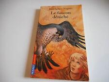 LE FAUCON DENICHE - JEAN COME NOGUES - POCKET JEUNESSE