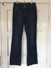 """Womens STRETCH DAVID LAWRENCE JEANS SIZE 8 """"MODERN FIT BOOT CUT"""""""