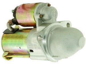For 2002-2003 Saturn L200 Starter AC Delco 71597CR 2.2L 4 Cyl Gold -- New