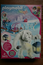 Playmobil Magic 9473 Yeti with Sleigh