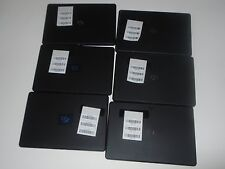 "Lot of 6 BlackBerry PlayBook 7"" Tablet, 32GB, Black blinking light or can't flas"