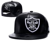 Las Vegas Raiders NFL Football Embroidered Hat Snapback Adjustable Cap