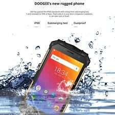 Doogee S60 5.2'' Wireless Charge IP68 21.0MP 6GB+64GB 4G Smartphone Unlocked