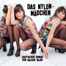 Erotik-CD - Das Nylon-Mädchen - Erotischer Roman / Hörbuch von Valerie Nilon OVP