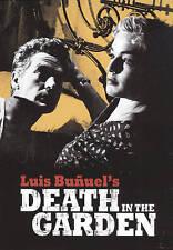 Death in the Garden (DVD) Luis Bunuel, LIKE NEW