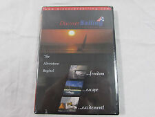 DISCOVER SAILING THE ULTIMATE ADVENTURE DVD BRAND NEW