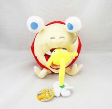 "10"" Bulborb Chappy Pikmin and Yellow Flower Set Plush Doll Toys Stuffed 2pcs"