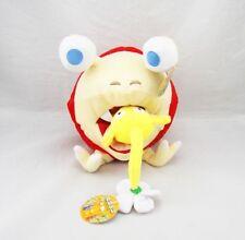 "10"" Bulborb Chappy Pikmin and Yellow Flower Set Plush Doll Toys Stuffed 2pcs"
