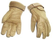 HEAVY DUTY SPECIAL OPS GLOVES military work Army ultra tough mens Large sand