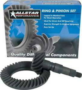 Allstar Ring and Pinion - 5.29 Ratio - 28 Pinion Spline - for Ford 9 in - Kit 70