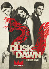 From Dusk Till Dawn The Complete Second Season 2 Two (DVD 2016 3-Disc) Brand New