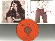 SHERYL CROW All I wanna Do 2TRX w/ REMIX PROMO DJ CD Single 1994 USA digi pack
