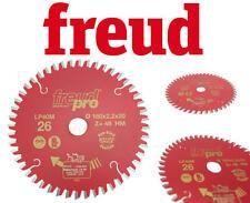 Freud Pro Lp40m026 TCT Lama per tagli trasversali 160mm x 20x 40 Dente Lp40m 026