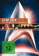 STAR TREK 3 Auf der Suche nach Spock RAUMSCHIFF ENTERPRISE William Shatner DVD