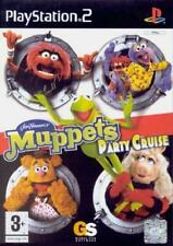 Muppets - Party Cruise PS2