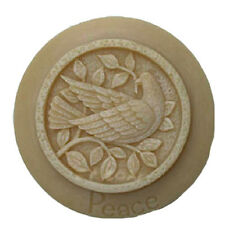 Soap Mold Candle Mould Silicone Molds Handmade Soap making Tools Diy Craft Bird