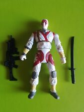 "3.75"" Gi Joe Storm Shadow with Weapons Rare Action Figure 2"