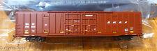 BLMA Models HO #53070 (Rd #780802) BNSF (Powerbar Logo) Bx-166 60'Beer Car