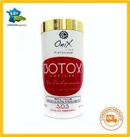 🔥 Promo 🔥 Capillaire Onix Cheveux Lissage Brésilien 100ml Notice Gant Offert