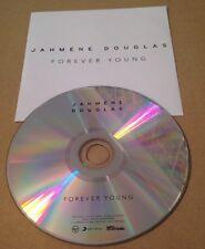 Jahmene Douglas - Forever Young UK Promo Cd Ultra Rare! X Factor 2013