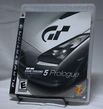 Gran Turismo 5 Prologue PS3 Playstation 3 Complete CIB Sony