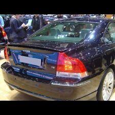 Volvo S60 - Alettone Spoiler Baule Posteriore Tuning