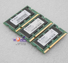512 MB Infineon tan DIMM DDRAM pc333 pc2700 toshiba satellite p10 p20 Qosmio f10