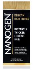 Nanogen Thickening Hair Fibres Dark Blonde 30g (2 months supply) Natural Keratin