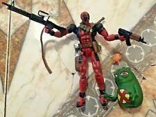 MARVEL LEGENDS ToyBiz Lot DEADPOOL With Doop Loose Action Figure