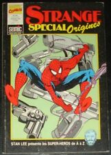 Spider-Man / Strange hors serie #289 - special origines / France 1994 / Marvel