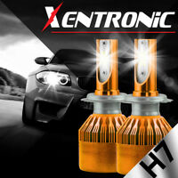 XENTRONIC LED HID Headlight kit H7 White for Mercedes-Benz CLA200 2014-2016