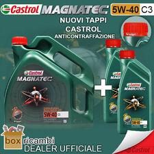 Olio CASTROL MAGNATEC 5W40 C3 Motore DIESEL BENZINA 6 LT Litri - CASTROL ITALIA