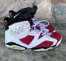 Air Jordan Jumpman 23 Retro 6 Carmine 2014 Release Size Men's 11 US