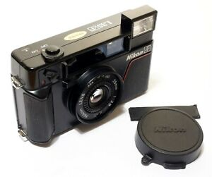 Nikon L35AF Compact 35mm Point & Shoot Camera  - Good Working Condition.