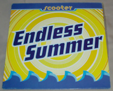 "12"" Scooter ""Endless Summer"" (Blanco y Negro 1995)"